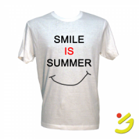 SMILE IS SUMMER